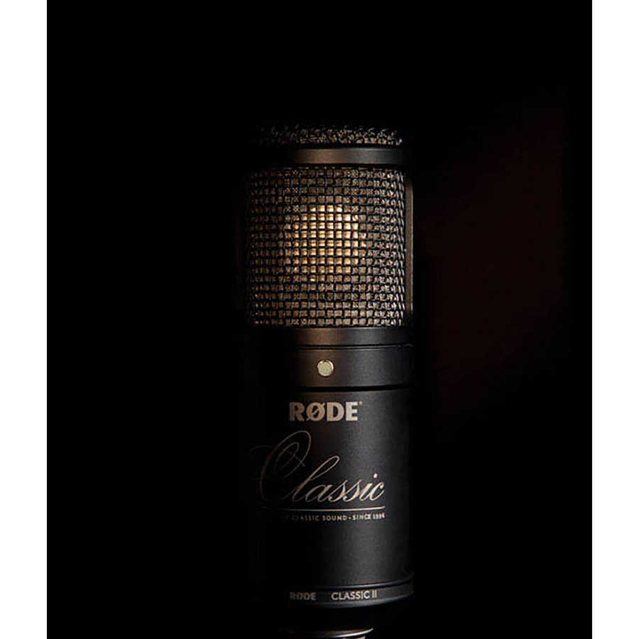 RODE Classic II - Limited Edition- Mikrofon