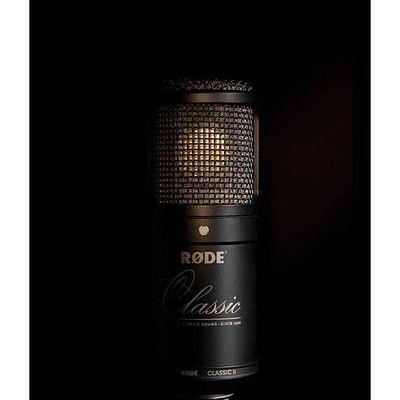 Classic II - Limited Edition- Mikrofon