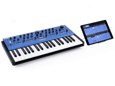Cobalt8- 37 Tuşlu 8 Sesli Extended Virtual Analog Synthesizer