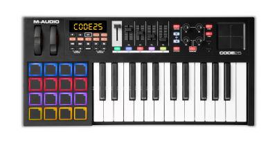 CODE 25 Midi Klavye
