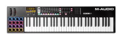 CODE 61 Midi Klavye