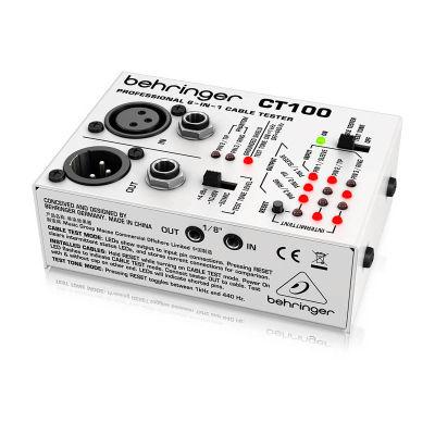 CT100 6'lı Kablo Test Cihazı