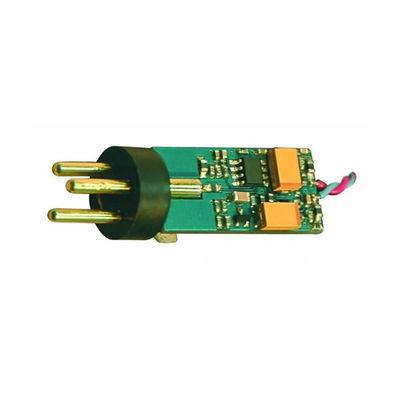 D-Power Dinamik mikrofonlar için dahili 20 dB yükseltici