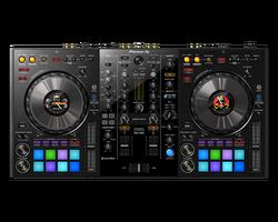 Pioneer - DDJ-800 2 Kanallı Portatif DJ Kontrolcüsü