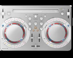 Pioneer - DDJ-WeGO4-W Kompakt DJ Kontrolcü (BEYAZ)
