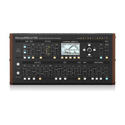 DEEPMIND 12D Analog Synthesizer