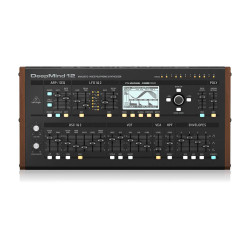 Behringer - DEEPMIND 12D Analog Synthesizer