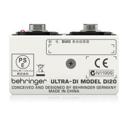 DI20 İki Kanal Aktif Splitter DI-Box - Thumbnail
