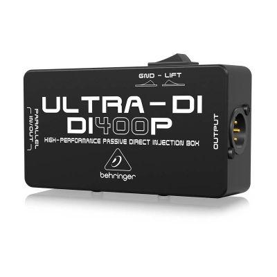DI400P Pasif DI-Box
