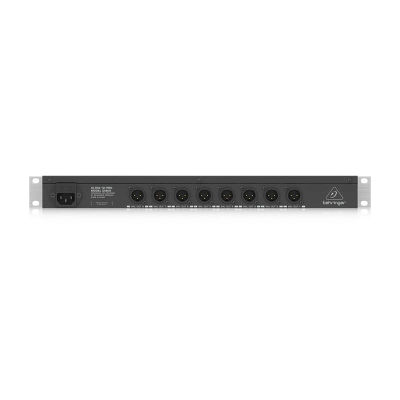DI800 8 Kanal Mains Phantom DI-Box