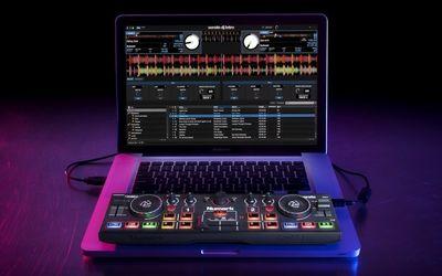 DJ2GO 2 Touch DJ Controller