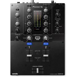Pioneer - DJM-S3 2 Kanallı Profesyonel Mikser