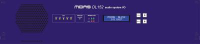 DL152 Mic. - Line Stage Box