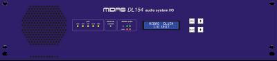 DL154 Mic. - Line Stage Box