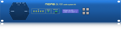 DL155 Mic. - Line Stage Box