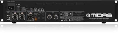 DL16 Mic. - Line Stage Box