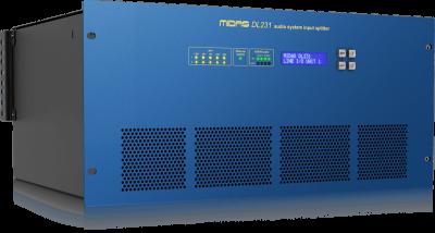 DL231 Aktif Mikrofon Splitter