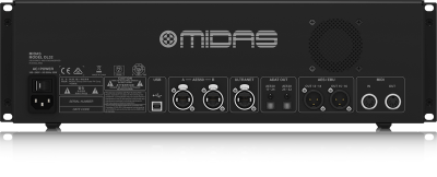 DL32 Mic. - Line Stage Box