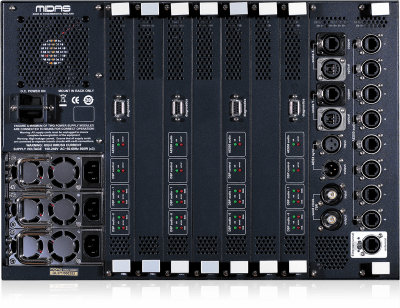 DL371PRO3 Modüler Dsp