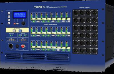 DL431 Dijital Stage Box