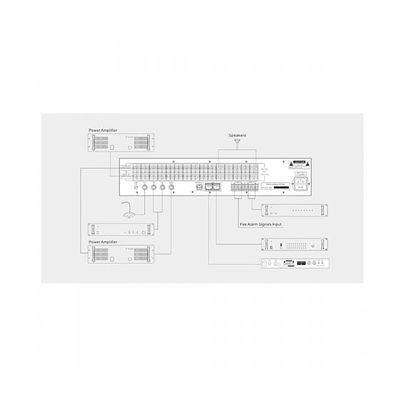 DMP-4212 10 Kanal Çağrı Seçici