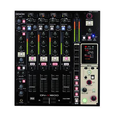 DN-X 1600 4 Kanal DJ Mikseri