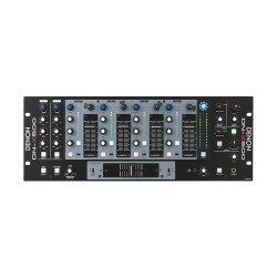 Denon DJ - DN-X 500 8 Kanal RackMount DJ Mikser