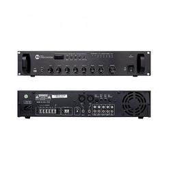 DPA-100-USB 100W 5 Kanal 100V Mikser Anfi USB - Thumbnail