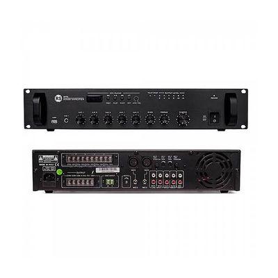 DPA-300-USB 300W Mixer Anfi USB 5 Kanal 100V