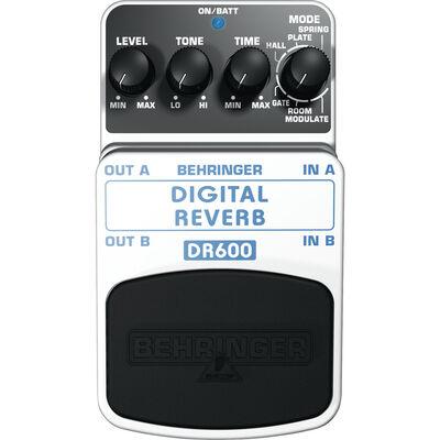 DR600 Dijital Reverb Stompbox Pedal
