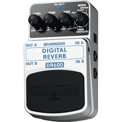 DR600 Dijital Reverb Stompbox Pedal - Thumbnail