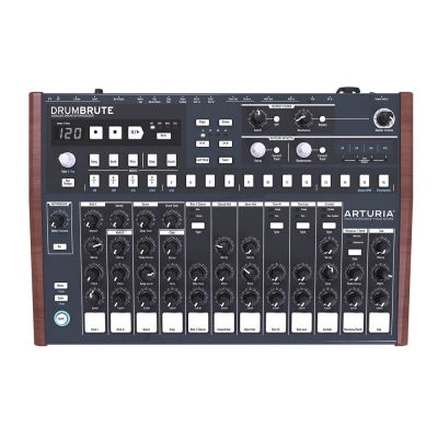 DrumBrute - %100 Analog Drum Machine