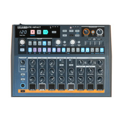 Arturia - DrumBrute Impact - %100 Analog Drum Machine