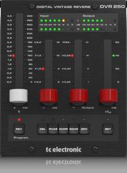 TC Electronic - DVR250-DT Masaüstü Kontrolcüsü