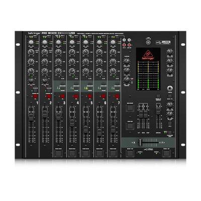 DX2000USB Profesyonel DJ Mikseri