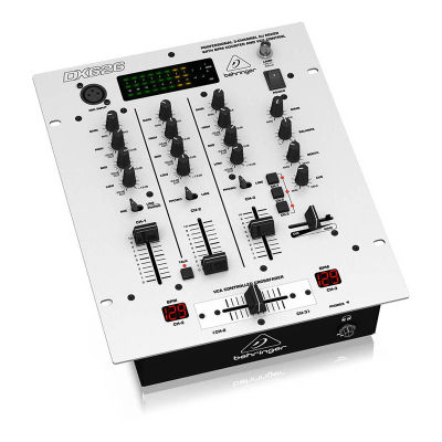 DX626 Profesyonel DJ Mikseri