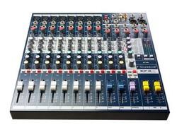 Soundcraft - EFX8 Deck Mikser