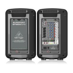 EPS500MP3 500 Watt Portatif Ses Sistemi - Thumbnail