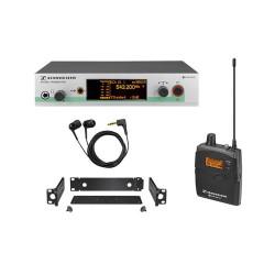 Sennheiser - EW 300 IEM G3-B-X In-ear Monitör Set