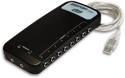 ESI Audio - Gigaport HD - 24-bit yüksek kalite 8-çıkışlı USB 2.0 ses kartı