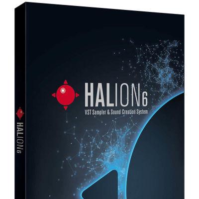 Halion 6 Gelişmiş VSTi Software Sampler