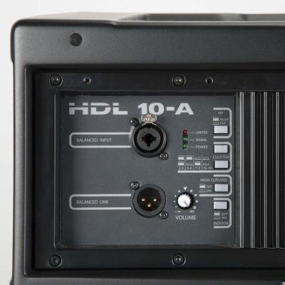 HDL 10-A - 1400W Aktif Line Array Modül
