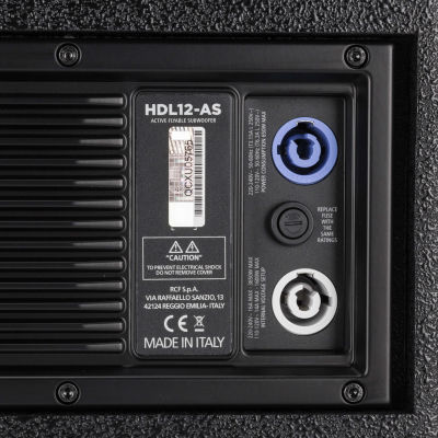 HDL 12-AS - 1400W Aktif Subbass