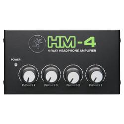Mackie - HM-4 Kulaklık Amfisi