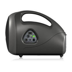 HPA40 40 Watt Mikrofonlu Taşınabilir Hoparlor - Thumbnail