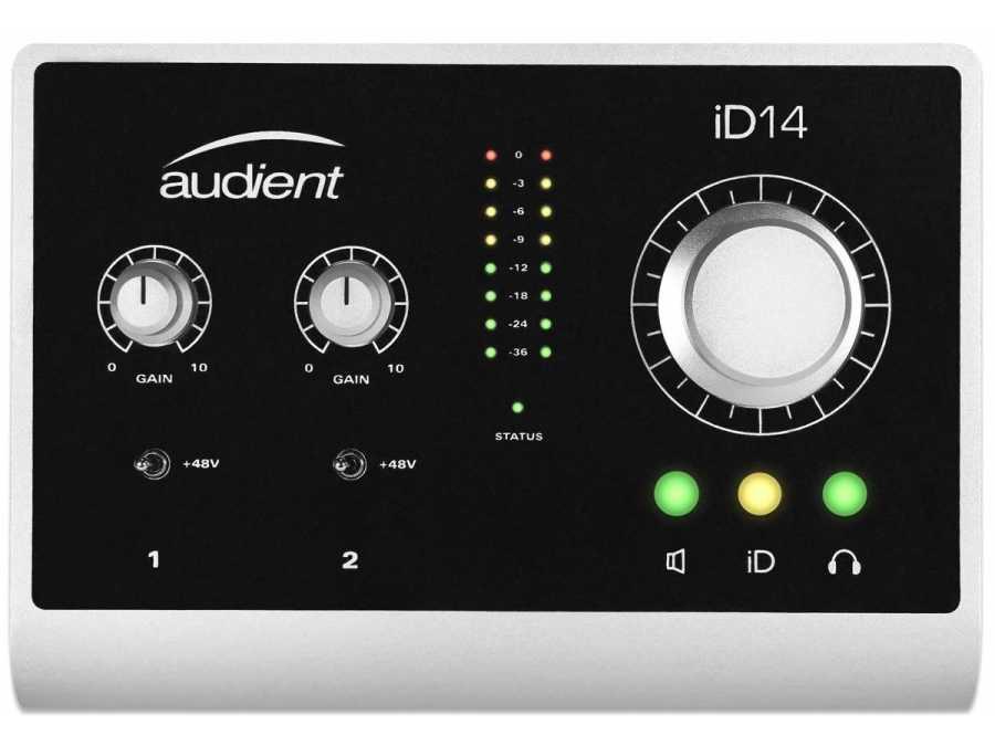 iD14 USB Ses Kartı
