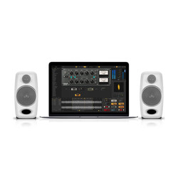 IK Multimedia - iLoud Micro Monitor (White) - Ultra kompakt referans stüdyo monitörü