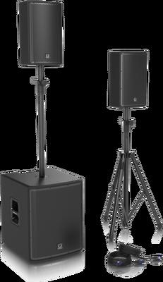 iP15 BUNDLE 1000 Watt Güçlendirilmiş PA Paketi