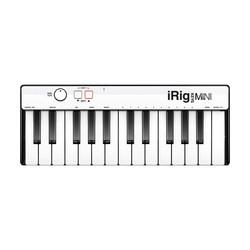 IK Multimedia - iRig Keys Mini - 25 tuşlu mini klavye kontrolör