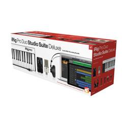 IK Multimedia - iRig Pro Duo Studio Deluxe - Stüdyo Paketi